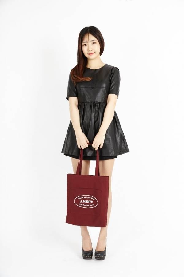 A.MENTE-[A.Mente] Honest Eco Bag (4Color)