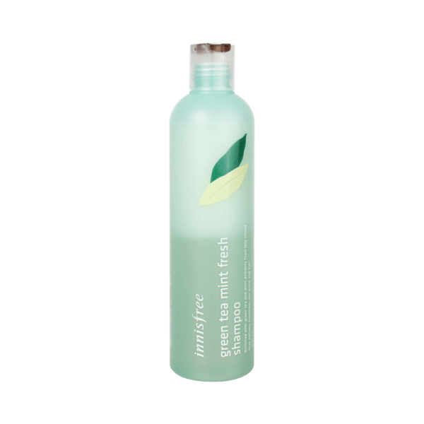 INNISFREE-[INNISFREE] Green Tea Mint Fresh Shampoo