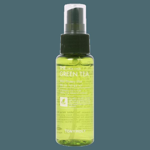TONYMOLY-[TONYMOLY] The Chok Chok Green Tea Watery Mist 60ml