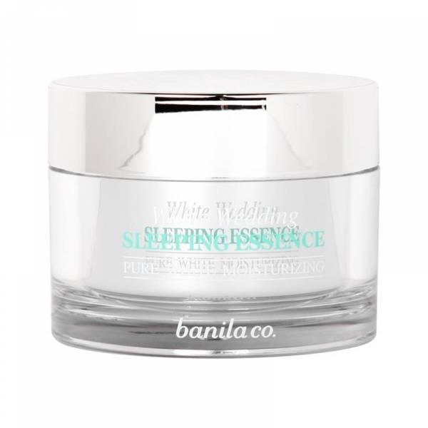 BANILA CO-[BANILA CO] White Wedding Sleeping Essence 100ml