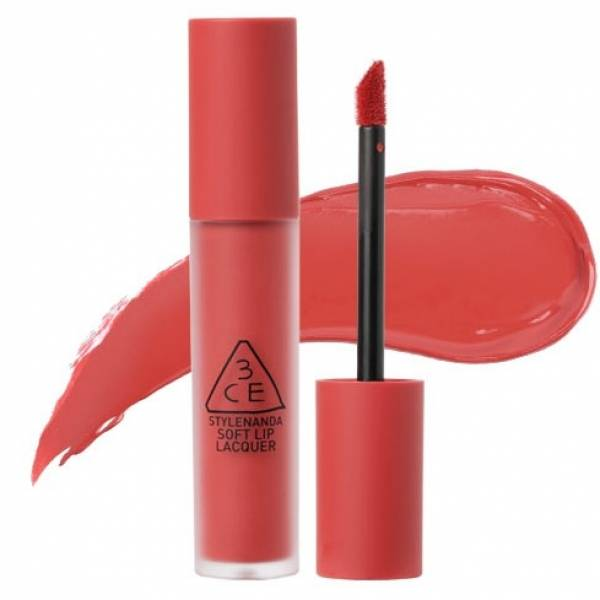 3CE-[3CE] Soft Lip Lacquer #Explicit