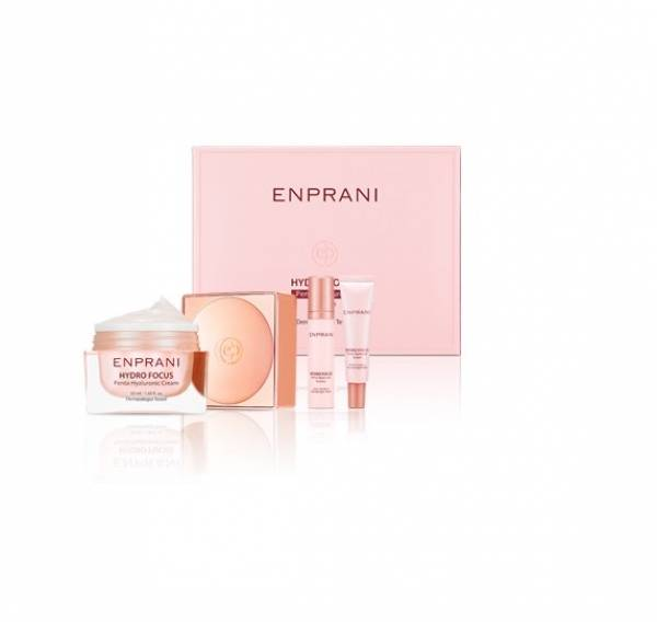 ENPRANI-[ENPRANI] Hydrofocus Pentahyaluronic Cream Planner Set