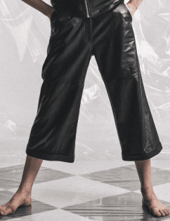 [Steedment] Wide pants_B0102Women