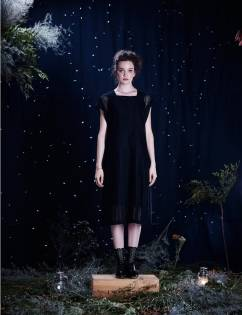 [Dorikei] FOREST LACE DRESS