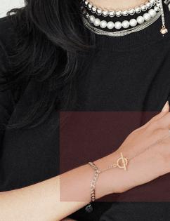 [Hotdew] Ring & Bracelet