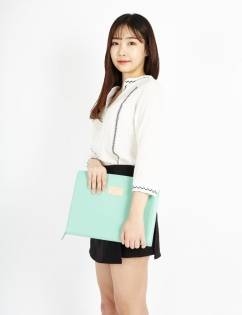 [A.Mente] Valuable Clutch Bag (4Color)