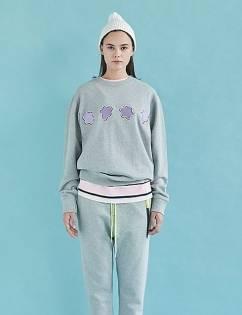 [Aticle Studio] Fluid Shapes Sweatshirt