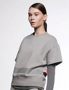 [Aticle Studio] Reflected Print Sweatshirt