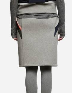 [Aticle Studio] Slim fit Colors Tape Skirt