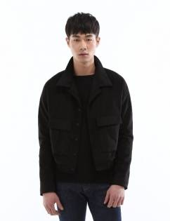[C-Wear By Genius] Suede Jacket