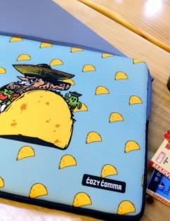 [Cozycomma] Case15~15.6inch_Mexican taco