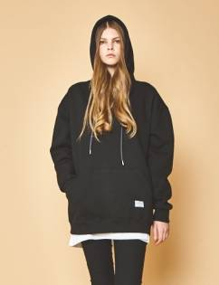[General Cotton] Fleece fabric Original Hoodie
