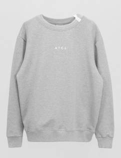 [Aticle Studio] Ribbon point Basic SweatshirtM