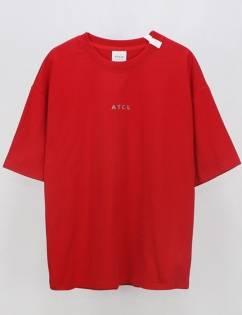 [Aticle Studio] Ribbon point T-shirt (RD)