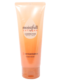 [ETUDE HOUSE] Moistful Collagen Cleansing Foam