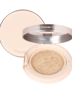[ETUDE HOUSE] Real Powder Cushion SPF50+/PA+++ #Natural Beige