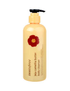 [INNISFREE] Jeju Camellia Butter Body Cleanser 300ml