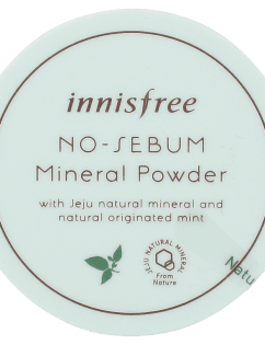 [INNISFREE] No Sebum Mineral Powder 5g