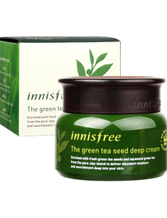 [INNISFREE] The Green Tea Seed Deep Cream 50ml