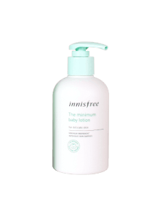 [INNISFREE] The Minimum Baby Lotion 300ml