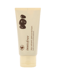 [INNISFREE] Volcanic pore cleansing foam 150ml (Removes Trouble Causing Impurities)