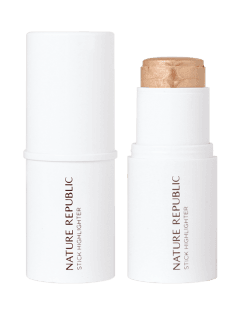 [NATURE REPUBLIC] Botanical Stick Highlighter 02 Shine Gold 6.5g