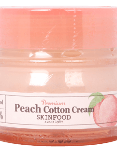[SKINFOOD] Premium Peach Cotton Cream 63ml