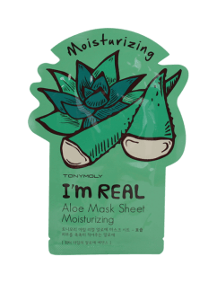 [TONYMOLY] I'm Real Aloe Mask Sheet Moisturizing
