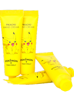 [TONYMOLY] Pokemon Hand Cream 4Type 30ml