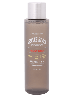 [ETUDE HOUSE] Gentle Black Energy Toner 170ml