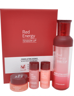 [ETUDE HOUSE] Red Energy Tension Up Power Lifting Essence 45ml