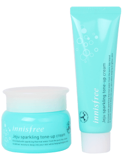 [INNISFREE] Jeju Sparkling Tone Up Cream 50ml