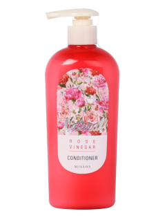 [MISSHA] Natural Rose Vinegar Conditioner 310ml