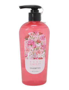 [MISSHA] Natural Rose Vinegar Shampoo 310ml