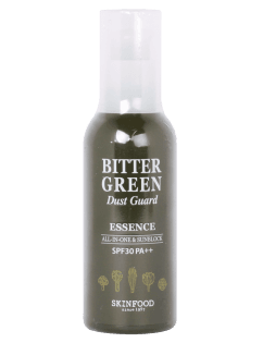 [SKINFOOD] Bitter Green Dust Guard Essence 50ml