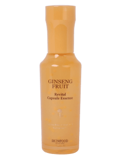 [SKINFOOD] Ginseng Fruit Revital Capsule Essence [anti-wrinkle functional] 60ml
