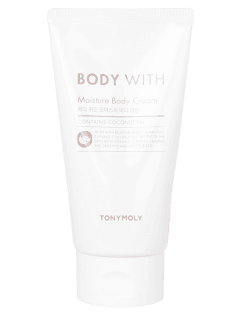 [TONYMOLY] Body Water Moisture Body Cream 150ml