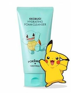 [TONYMOLY] Pokemon Foam Cleanser 150ml #KKOBUGI