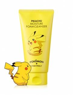 [TONYMOLY] Pokemon Foam Cleanser 150ml #PIKACHU