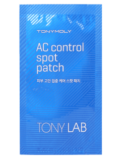 [TONYMOLY] Tony Lab AC Control Spot Patch 1pc/12 Patch 3-Pack
