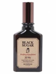 [SKINFOOD] Black Sugar Perfect 2X Emulsion For Men (Whitening + wrinkle improvement) 150ml