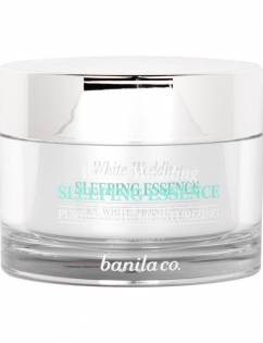 [BANILA CO] White Wedding Sleeping Essence 100ml