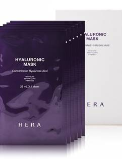 [HERA] Hyaluronic Mask 26ml 1pack