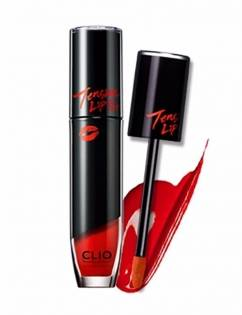 [CLIO] Virgin Kiss Tension Lip Oil Tint #1 Red Bomb