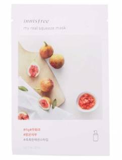[INNISFREE] My Real Squeeze Mask [Fig] x 3pcs