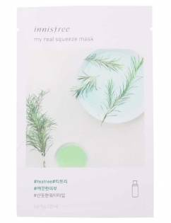 [INNISFREE] My Real Squeeze Mask [Tea Tree] x 3pcs