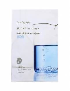 [INNISFREE] Skin Clinic Mask Hyaluronic Acid 20ml x 3pcs