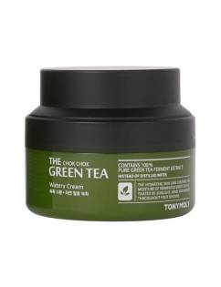 [TONYMOLY] Chok Chok Green Tea Watery Cream 60ml