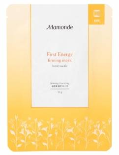 [Mamonde] First Energy Firming Mask 3-Pack