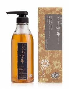 [WHAMISA] Organic Seed Ferment Shampoo (for dry hair) 500ml